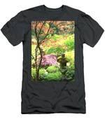 Peaceful Japanese Garden Men's T-Shirt (Athletic Fit)