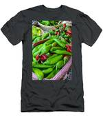 Peppers Men's T-Shirt (Athletic Fit)