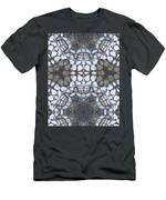 Praying Owls Men's T-Shirt (Athletic Fit)