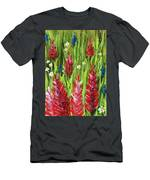 Reaching Up Men's T-Shirt (Athletic Fit)