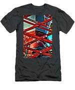 Red Lift Men's T-Shirt (Athletic Fit)