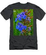 Rosemary In Park Sierra Near Coarsegold-california  Men's T-Shirt (Athletic Fit)