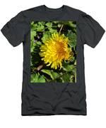 Ruffled Dandelion Men's T-Shirt (Athletic Fit)