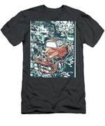 Rusty Truck Men's T-Shirt (Athletic Fit)