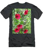 Scarlet Flax Men's T-Shirt (Athletic Fit)