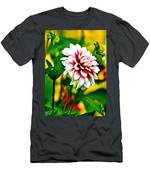 Scenic Bouquet Men's T-Shirt (Athletic Fit)