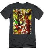 Scrawled Men's T-Shirt (Athletic Fit)
