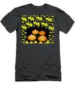 Soul Meditative Pop Art Men's T-Shirt (Athletic Fit)