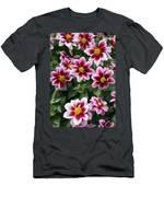 Spring Flowers 4 Men's T-Shirt (Athletic Fit)