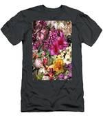 Springtime In Zebulon Left Men's T-Shirt (Athletic Fit)