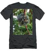 Stag Horn Fern 9 Men's T-Shirt (Athletic Fit)