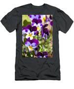 Sweet Viola Men's T-Shirt (Athletic Fit)