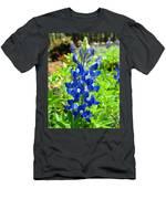 Texas Bluebonnet Men's T-Shirt (Athletic Fit)