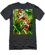 Texas Orchids Men's T-Shirt (Athletic Fit)