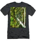 The Dappled Railings  Men's T-Shirt (Athletic Fit)