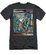 Blues Club Men's T-Shirt (Athletic Fit)