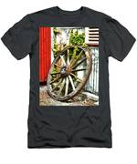 The Spare Wheel  Men's T-Shirt (Athletic Fit)