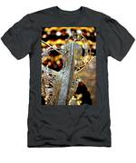 Trumpeting Angel Men's T-Shirt (Athletic Fit)