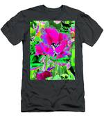 Tulips - Perfect Love - Photopower 2184 Men's T-Shirt (Athletic Fit)