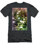 Wildflower Wandering Men's T-Shirt (Athletic Fit)