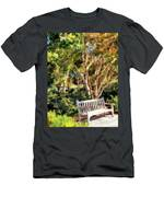 I Waited For You Today Men's T-Shirt (Athletic Fit)