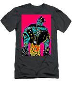 Kamoni Khem Men's T-Shirt (Athletic Fit)