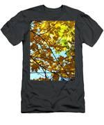 Maple Leaf Canopy Men's T-Shirt (Athletic Fit)
