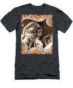 Goddesses Men's T-Shirt (Athletic Fit)