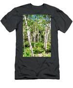 Birch Path Men's T-Shirt (Athletic Fit)