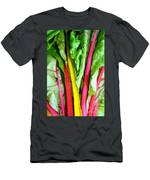 Candy Color Greens Men's T-Shirt (Athletic Fit)