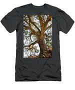 Centenarian Cork Tree Men's T-Shirt (Athletic Fit)
