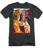 Chinese New Year Nyc 4708 Men's T-Shirt (Athletic Fit)
