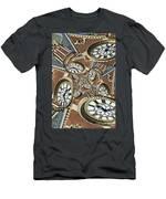 Clocked Men's T-Shirt (Athletic Fit)
