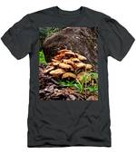 Cluster Fungus Men's T-Shirt (Athletic Fit)