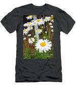 Daisy Visitor Men's T-Shirt (Athletic Fit)