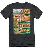 Feed Me Or I Will Eat You Lol Men's T-Shirt (Athletic Fit)