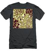 Floral Abstraction 19 Men's T-Shirt (Athletic Fit)