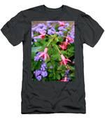 Fuchsia Standout Men's T-Shirt (Athletic Fit)