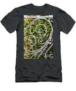Gate Of Circles Men's T-Shirt (Athletic Fit)