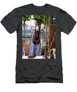 Horsing Around Men's T-Shirt (Athletic Fit)