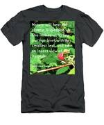 Insect View Men's T-Shirt (Athletic Fit)