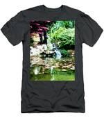 Japanese Garden Men's T-Shirt (Athletic Fit)