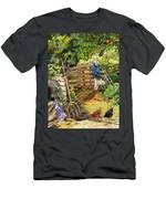 La Huerta Men's T-Shirt (Athletic Fit)