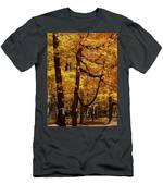 Quiet Walk Men's T-Shirt (Athletic Fit)