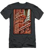 Red Brick Mill Men's T-Shirt (Athletic Fit)