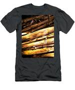 Sticks Men's T-Shirt (Athletic Fit)