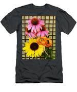 Summer Trio  Men's T-Shirt (Athletic Fit)