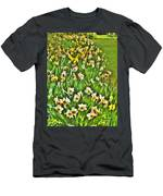 The Flower Bed Men's T-Shirt (Athletic Fit)
