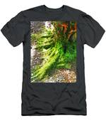 The Moss Covered Roots Men's T-Shirt (Athletic Fit)