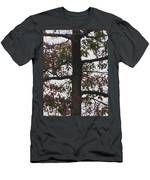 Verdant To Red Men's T-Shirt (Athletic Fit)